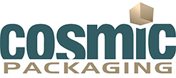 cosmic packaging logo
